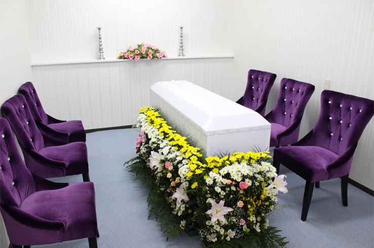 家族葬のフローラルホール寝屋川会館 内観1
