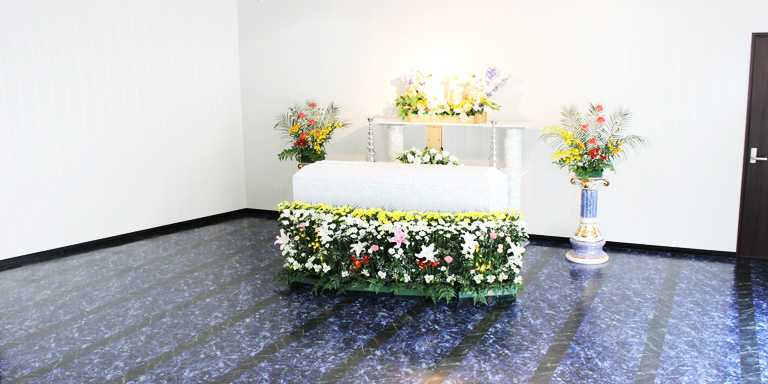 ワンデー家族葬30式場寝屋川